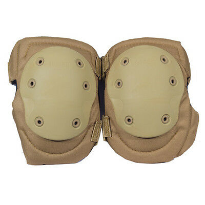 Blackhawk Hellstorm V2 Unisex Body Armour Knee Pads - Coyote Tan One Size