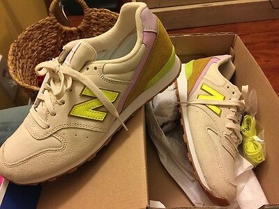 NIB Womens New Balance for J. Crew 696 Sneakers Shoes Size 9.5