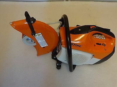 Stihl Saw TS 410 PETROL Disc Cutter Concrete Con Road Saw