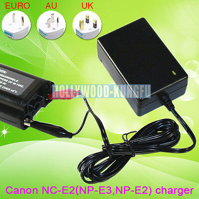 NC-E2 NP-E3 NP-E2 Battery Charger for Canon EOS 1D 1DS MarkⅡMarkⅡ n