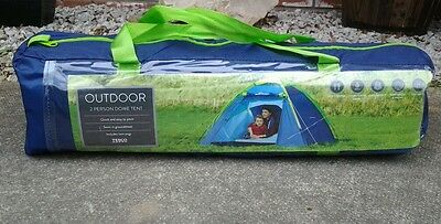 Outdoor 2 person dome tent