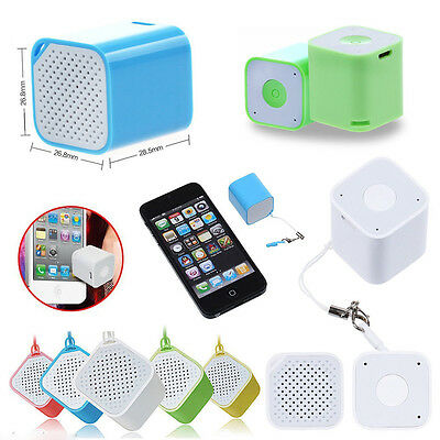 Mini Portable Super Bass Stereo Wireless Bluetooth Speaker for iPhone Samsung