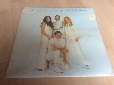 The Sinatra Family (Wish You a Merry Christmas) Rare LP Record
