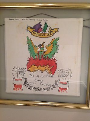 Easter 1916 Commemoration Drawing From Long Kesh