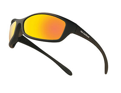 BOLLE Spider Shaded Safety Cycling Skiing Sunglasses New Sealed + BOLLE POUCH