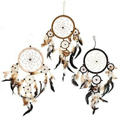 Bali Dreamcatchers - Multi Packs - Wall Hangings - Various Designs And Colours