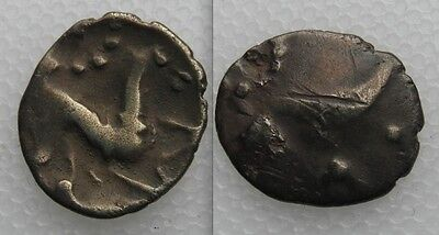 Collectable Celtic Silver Unit Coin - South Ferriby Corieltavi Tribe - Scarce!
