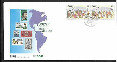 1992        FDC      IMPACT OF IRISH ABROAD      An Post