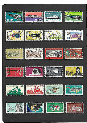 Collectors Clearout - Useful East Germany - selection #73