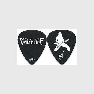 Bullet for my Valentine Matthew Tuck authentic 2010 tour Guitar Pick