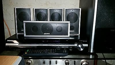 Sony DAV-DZ260 5.1 DVD Home Theater System with Speakers