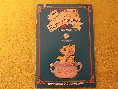 Pocket Dragons Collectors Catalogue 2001 by Real Musgrave