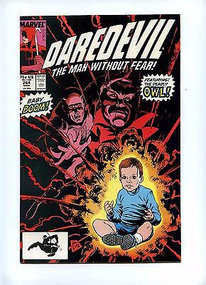 Daredevil #264 - Marvel 1989 - FN/VFN