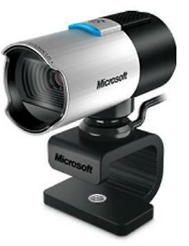 Microsoft LifeCam 5WH-00002 Webcam - USB 2.0 CMOS Sensor