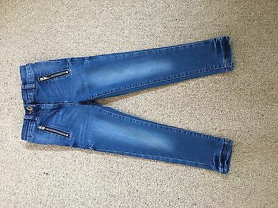 Next Girls Jeans Age 4 Years