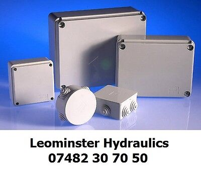 Junction Box Electrical Enclosure Gewiss IP55 Waterproof Adaptable