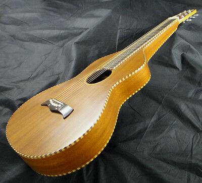 Weissenborn Style Hollow Neck Lap Guitar - Solid Mahogany