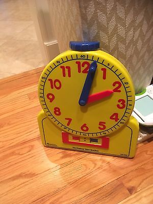 toy how to tell time