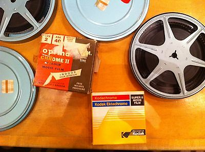 10 X7 Inch 400Ft 8Mm Super 8 Film To Dvd Ship Back4Free
