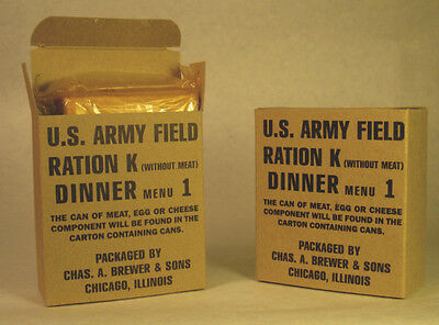 10-in-1 Partial K-Ration Box
