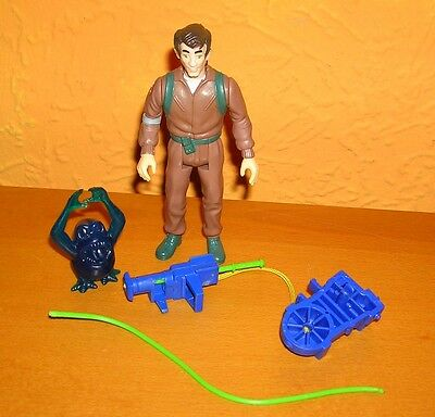 The Real Ghostbusters Peter Venkman Actionfigur Serie 1 Kenner 1987