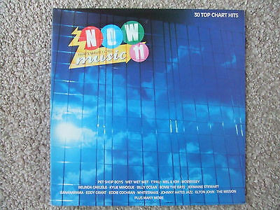 Now That's What I Call Music Number 11 Double Vinyl Lp - Various Various 1988