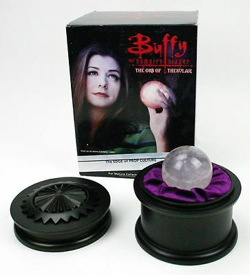 Factory X Buffy the Vampire Slayer Orb of Thesulah Joss Whedon TV Replica NEW
