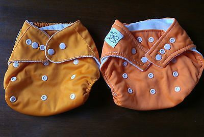BABYCITY, SHINE BABY Cloth Pocket Snap Diapers And Inserts OS