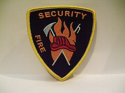 fire patch   SECURITY  FIRE       GENERIC PATCH