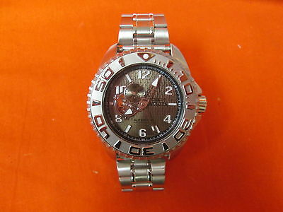 Invicta Men's 17458 Pro Diver Analog Display Japanese Automatic Silver Watch