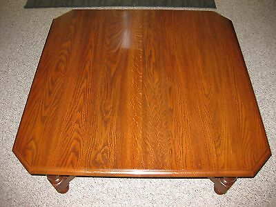 Pennsylvania House Traditional Oak Living Room Coffee Table - Local Pickup Only
