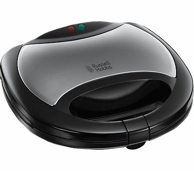Russell Hobbs 20930 3 In 1 Sandwich Toaster waffle Grill 750W Removable Plates B