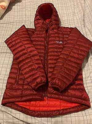 RAB NIMBUS MEN'S JACKET Large