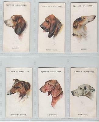 Full Set - 1929 - Dogs, by Wardle (Heads) - Player