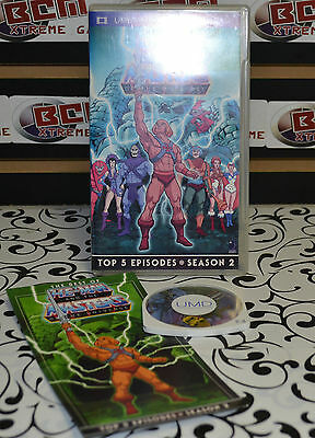 The Best of He-Man and the Masters of the Universe Season 2 UMD PSP MOVIE