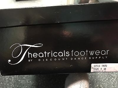 Theatricals Velcro Tap Shoes