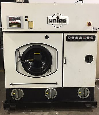 UNION 35 lb Dry Cleaning Machine (Used)