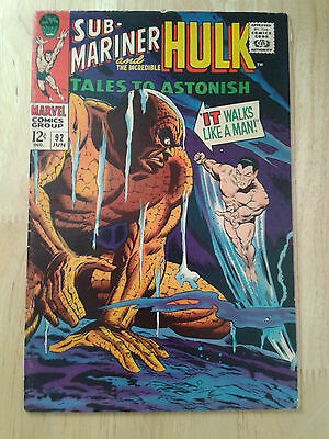 Tales to Astonish #92 ,1967, FN+ (6,5) , cents