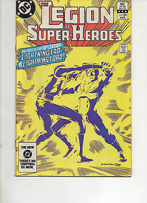 The Legion Of Super-Heroes 302 Very Fine 1983 Marvel Bronze Age Comic