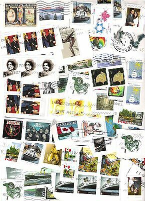 Kilos 50 Gramos Stamps With Paper Of Canada High Values 2 Escarne And Many More
