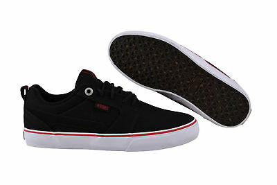Etnies Rap CT black/white/red Skater Sneaker/Schuhe schwarz