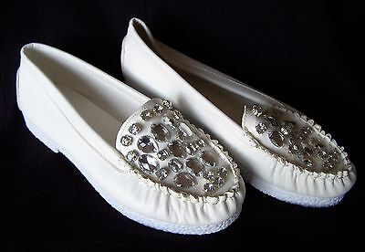 Joblot 10 x Ladies Womens Haodaxy Diamante Shoes Two Sizes Size 3 & 4 Brand New
