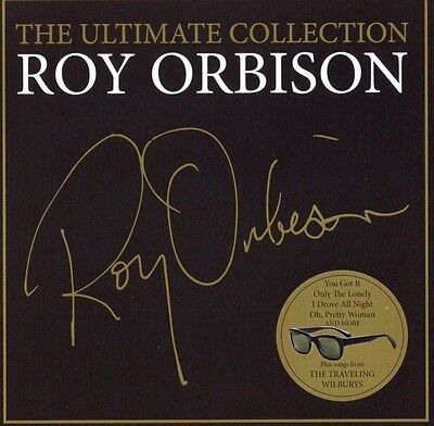 Roy Orbison The Ultimate Collection Brand New Sealwd Cd