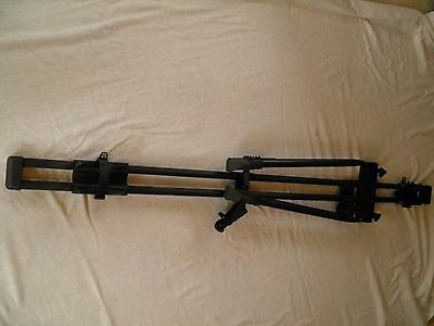 Thule roof mounted cycle carrier