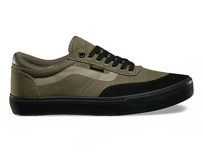 NEW Vans Gilbert Crockett 2 Shoe Ivy Green