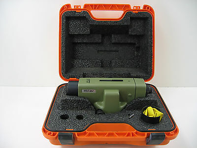 Leica Na2 Precise Level, Surveying 1 Month Warranty
