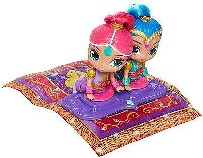"""""""shimmer And Shine Magic Flying Carpet"""" New 40 + Phrases And A Song"""