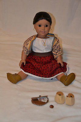 Pleasant Company American Girl Josefina with Accessories and Book