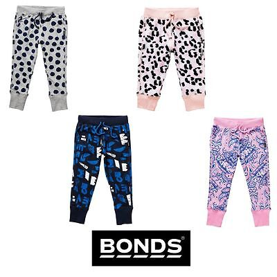 Baby Bonds Boy Boys Girl Girls Hipster Trackies Cotton Pants Casual Kxvca