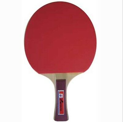 SwiftFlyte Blizzard Table Tennis Ping Pong Paddle Racket Concave Handle NEW
